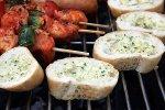 jedzenie na grilla