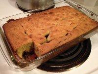 ciasto w formie