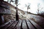 butelka z alkoholem